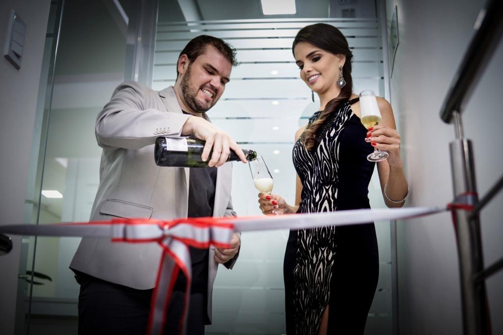 Inaugurada em Barroso a nova Instalação da Clínica Odontológica OralDent